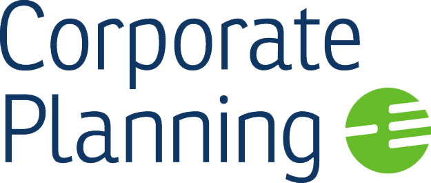 corporate planning logo